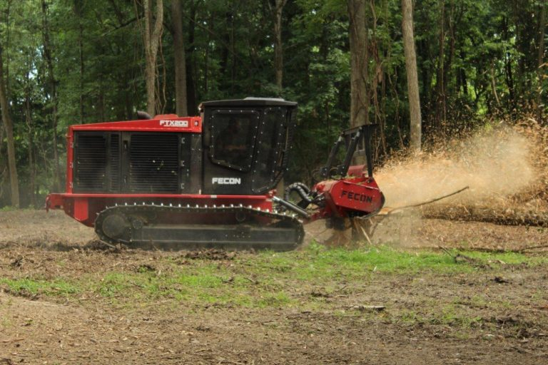 FTX200 Mulching Tractor