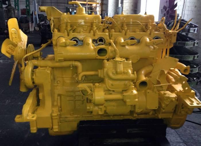 Двигатель д-160 ремонт