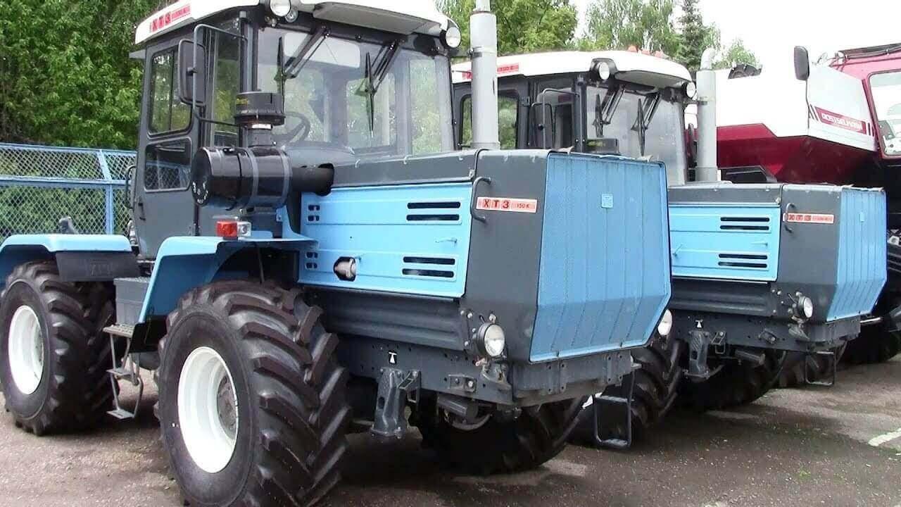 traktor t 150k noviy