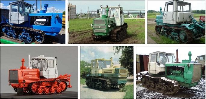 traktory t 150